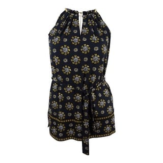 2185e5e298befa MICHAEL Michael Kors Womens Dress Top Cold Shoulder Long Sleeves. SALE.  Quick View