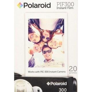 Polaroid PIC 300 Instant Film - 20 Prints (2, 10-Print Packs)