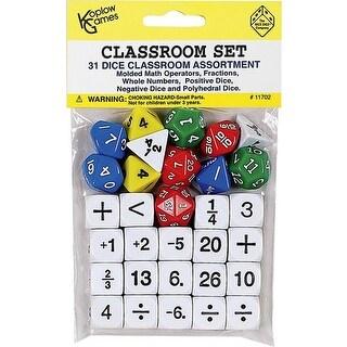Koplow Games KOP11702BN Classroom Dice Set