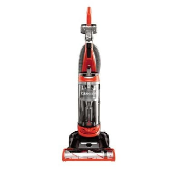 Bissell CleanView Bagless Corded Upright Vacuum Cleaner 8 amps Orange Multi-level. Opens flyout.