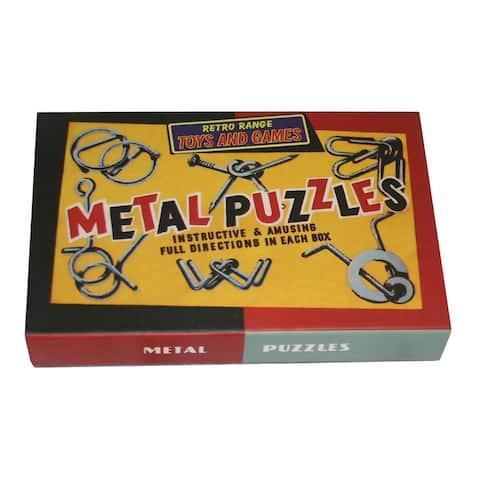 Metal Puzzles