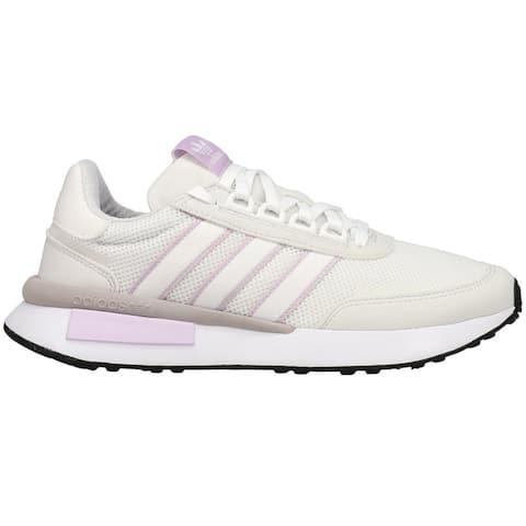 adidas Retroset Womens Sneakers Shoes Casual - White