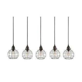 Dimond Home 225064 Five-Wire Ball 5 Light Pendant