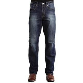 Stetson Western Denim Jeans Mens Royal 11-004-1312-4020 BU