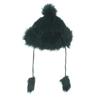 BP. Womens Faux Fur Fleece Lined Winter Hat - o/s