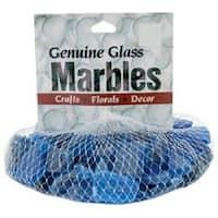 Dark Blue - Genuine Glass Gems 1Lb