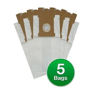 Replacement Type DX Vacuum Bag for Eureka EL204B Bag Model