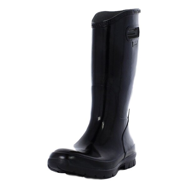 Bogs Boots Womens Berkley Waterproof Pull On Rubber Slender