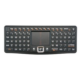 Visiontek Candyboard Wireless 2.4Ghz Rf Mini Qwerty Keyboard & Center Touchpad