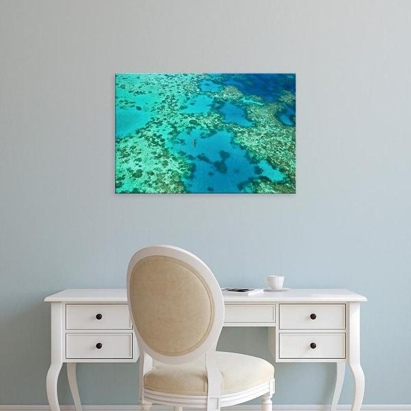 Easy Art Prints Martin Zwick's 'Shipwreck Coast I' Premium Canvas Art