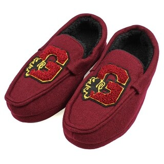 Harry Potter Men's Gryffindor House Moccasin Slippers