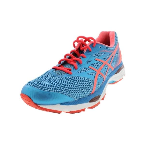 Asics Womens Gel-Cumulus 18 Running Shoes Mesh Colorblock