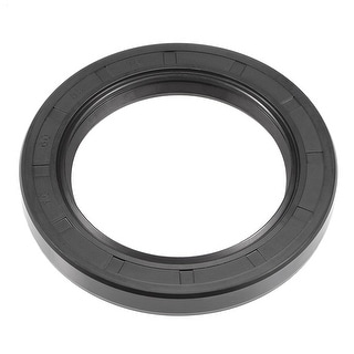 Oil Seal, TC 60mm x 85mm x 10mm, Nitrile Rubber Cover Double Lip