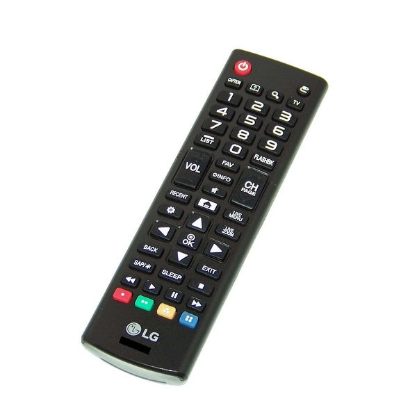 OEM LG Remote Control Specifically For: 43UH7500, 49UH6090, 50UH6300, 55UH6090, 58UH6300, 60UH6150