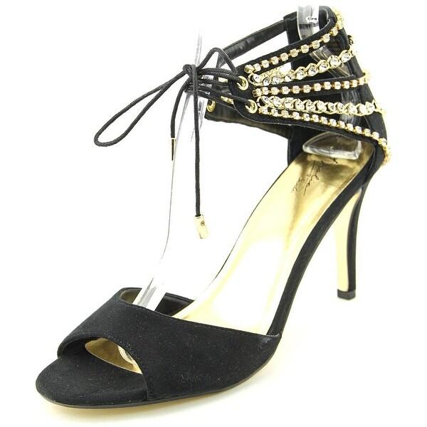 Thalia Sodi Evahly Women Black Sandals