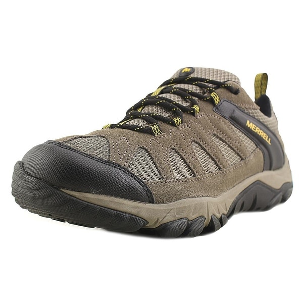 Merrell Outright Boulder/Old Gold Hiking Trail Shoes