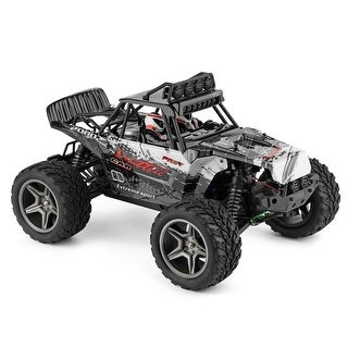 Gymax 1:12 4WD 2.4G Remote Control Off Road Car Truck Buggy Crawler