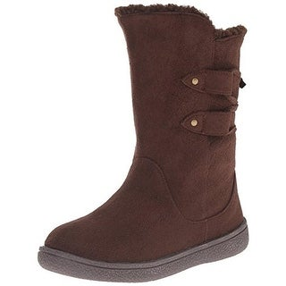 Western Chief Girls Anna Microsuede Casual Boots