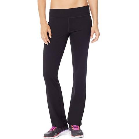 Hanes Sport Women's Performance Pants - Color - Ebony - Size - L
