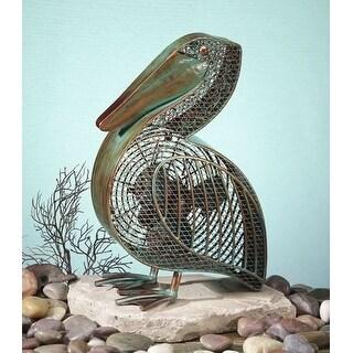 Deco Breeze DBF0366 Table Fan - bronze/turquoise