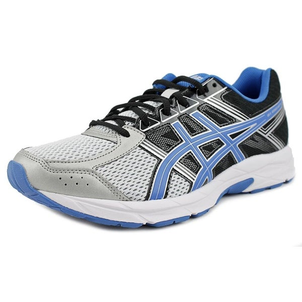Asics Gel-Contend 4 Men Silver/Classic Blue/Black Running Shoes