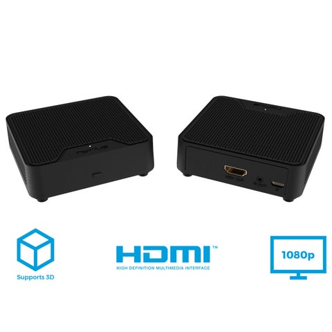 Nyrius Orion Home Wireless HDMI Video Transmitter & Receiver for Streaming HD 1080p Audio/Video to TV/Projector