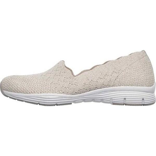 Seager Stat Slip-On Shoe Natural