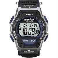 Timex Ironman Shock - Resistant 30 - Lap Watch - Dark Blue - T5K1989J