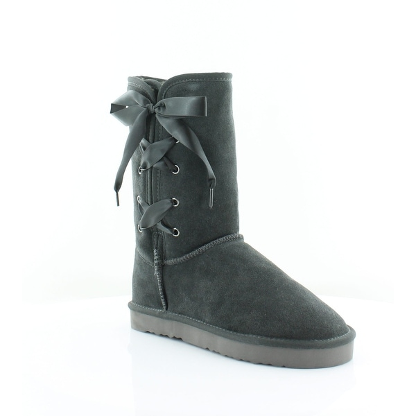 Style & Co. Aliciah Women's Boots Grey - 8