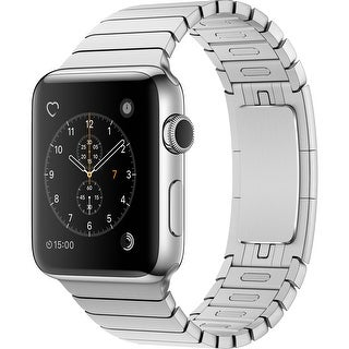 Apple Watch Series 2 42mm Smartwatch ( Stainless Steel Case, Link Band)
