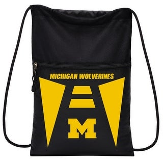 Michigan Wolverines Team Tech Backsack