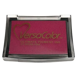VersaColor Pigment Ink Pad Large Opera Pink