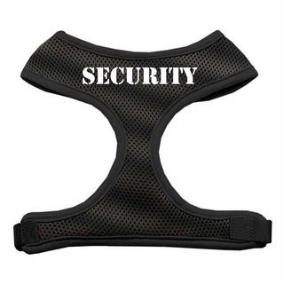 Security Design Soft Mesh Harnesses Black Extra Large