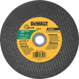 """DeWalt 7"""" Msnry Abrasive Blade"""
