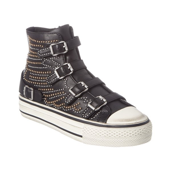 Shop Ash Verso Leather Sneaker