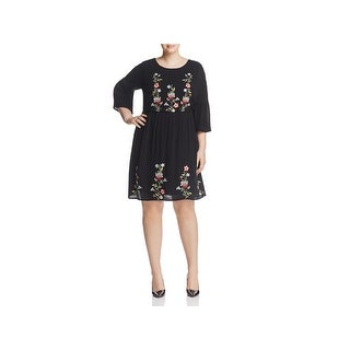 Junarose Womens Special Occasion Dress Party 3/4 Sleeve
