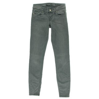 Guess Womens Faded Ultra-Low Skinny Jeans - 31