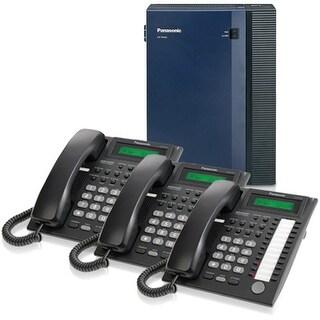 """Panasonic KX-TDA50G-7730B Hybrid IP PBX System"""