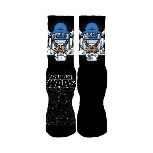 Rufnek Star Wars Ruf2-D2 Socks