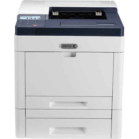 Xerox 6510/dn phaser 6510 color printer, letter/legal, up to 30ppm, 2-sided print, usb/etherne
