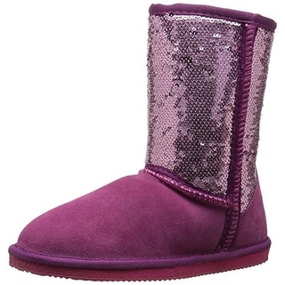 Lamo Girls Sequined Casual Boots