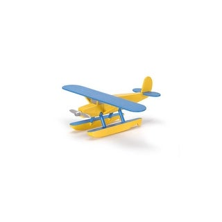 Darice Wood Model Kit Pontoon Plane 8.3x7.2