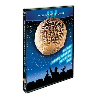 Mystery Science Theater 3000: Volume Four - 4 Dvd Set