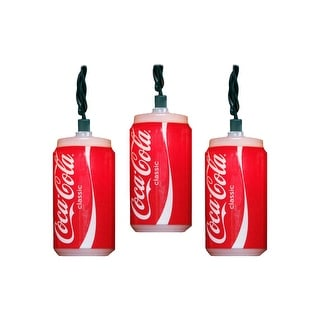 Coca Cola Can String Lights