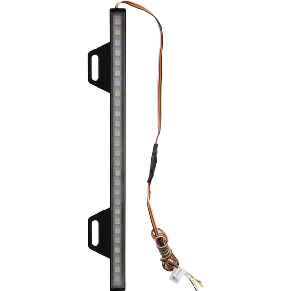 Pilot Automotive White LED Safety Light Bar For License Plate