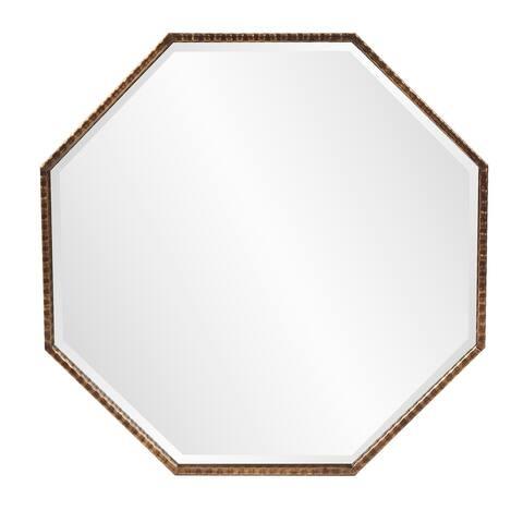 Bastian Octagon Mirror - 28H x 28W x 1D