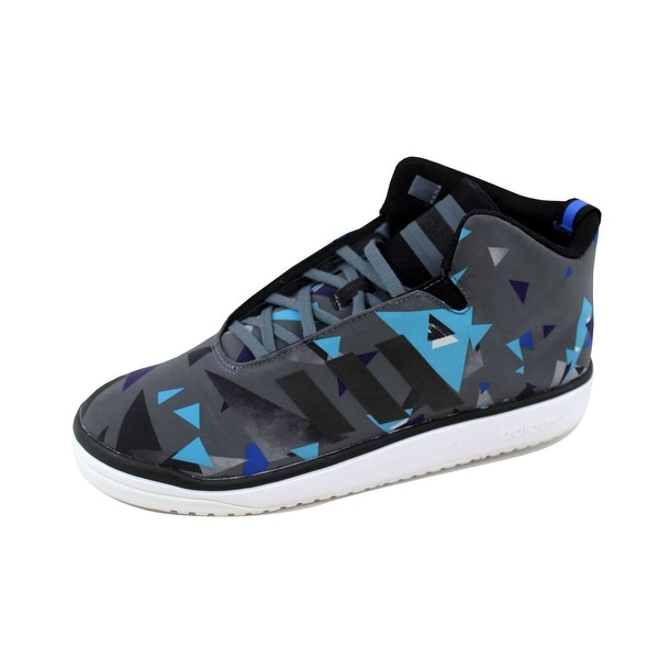 Adidas Men's Veritas Mid Onix/Black-White B34526