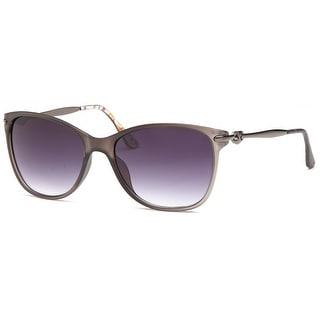 West Coast Womens Chain Link Sunglasses
