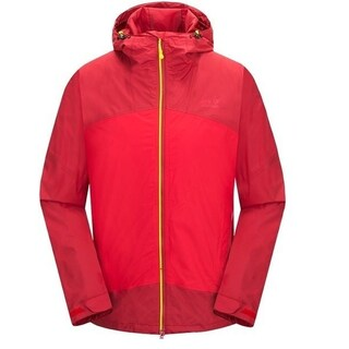 Jack Wolfskin Men's Airrow Rain Jacket - Waterproof Texapore, In 4 colors (5 options available)