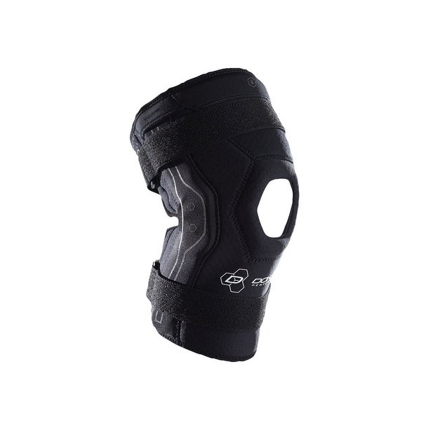 37c7fe5ee3 Shop DonJoy Performance Bionic Knee Brace (Black/Large) - Black - Large -  Free Shipping Today - Overstock - 26443369